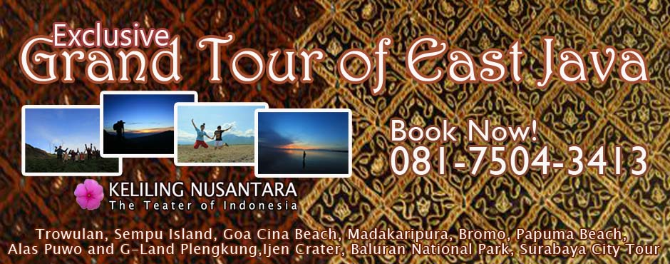 Grand Tour East Java