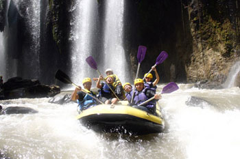 rafting adventure Welcome