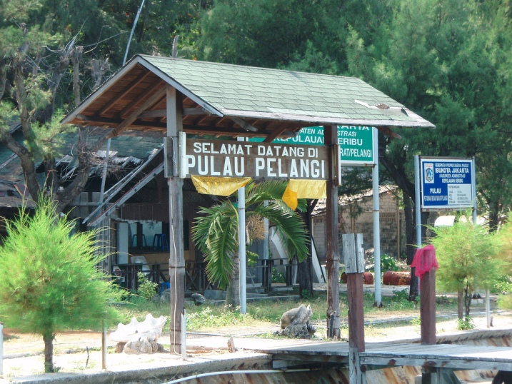 welcome to pelangi island