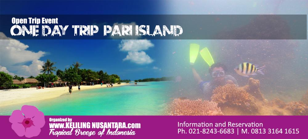 One Day Trip Pari Island