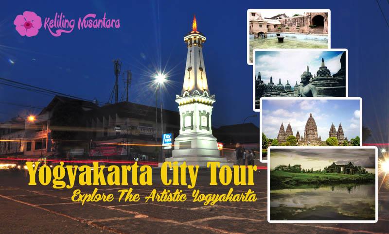 Yogyakarta City Tour