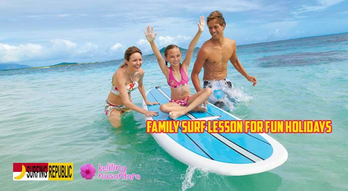 Family Surf Lesson