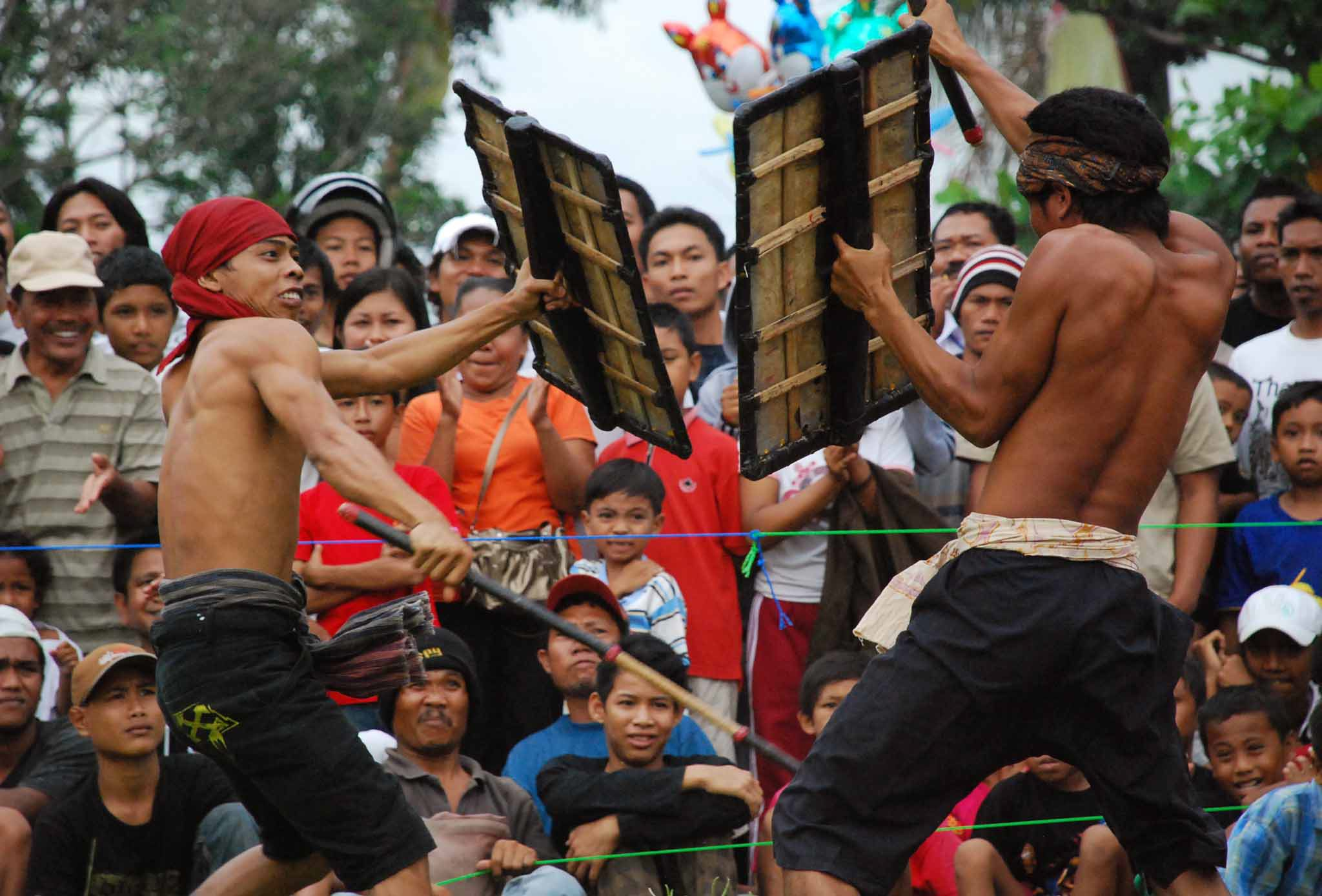 Sasak Tribe Attraction