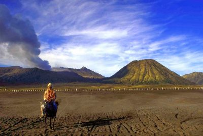 Bromo 400x267 Explore Mount Bromo and Madakaripura Waterfall Midnight
