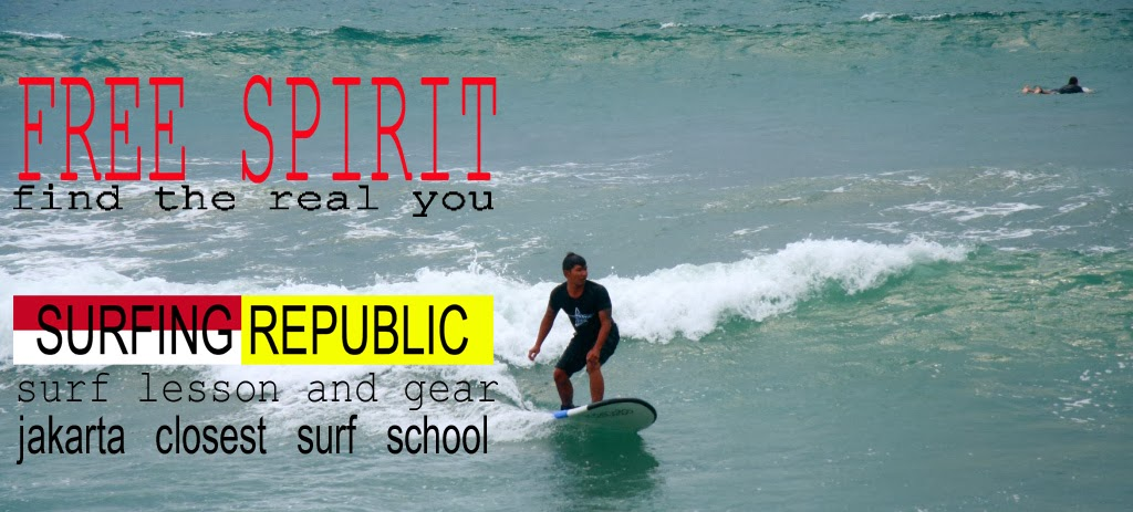 Beginner Surf Camp in Pelabuhan Ratu