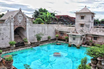 Istana Taman Sari Keraton Yogyakarta