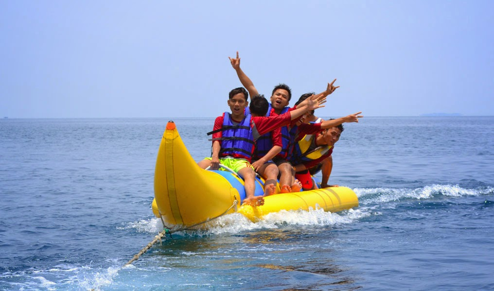 Watersport-di-Pulau-Pari
