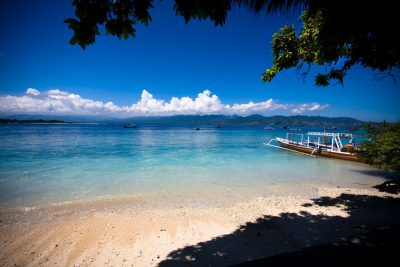 Gili island lombok 400x267 Discovering the Most Exotic Lombok Island   Indonesia