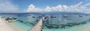 Gili island view - Lombok