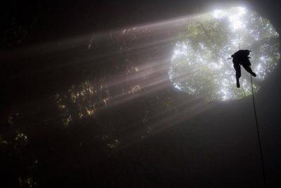 Cahaya Surga Goa Jomblang