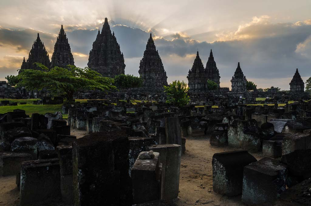 Prambanan temple Yogyakarta