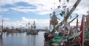 Muncar Traditional Fishing harbor