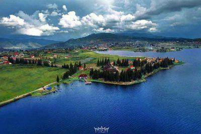Villa Danau Kembar Alahan