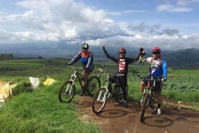 Batu cycling