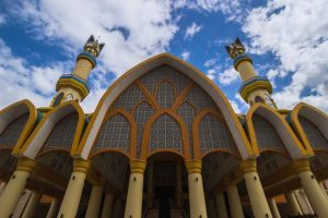 Islamic center of Lombok