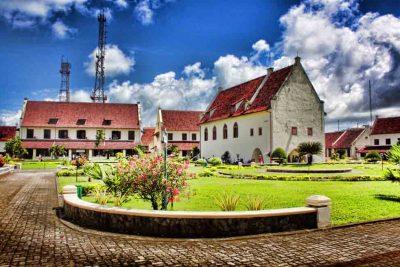 Fort Rotterdam - Makassar