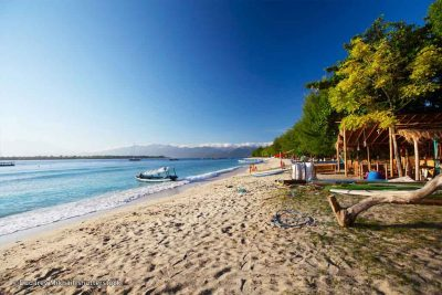 Gili Trawangan Lombok 400x267 Discovering the Most Exotic Lombok Island   Indonesia