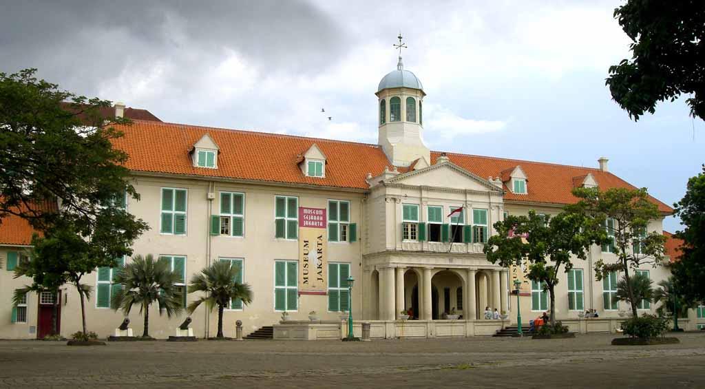 Fatahillah Museum - Old city Jakarta