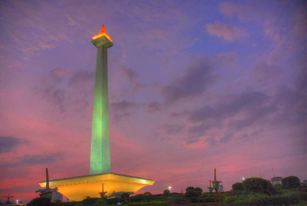 National Monument of Indonesia - Jakarta